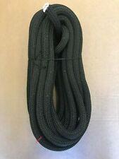 Liros Dyneema Rope 16mm x 11m Black - Brand NEW - Very High Strength