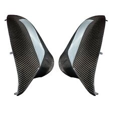 RHD FIT BMW M3 M4 F80 F82 F83 Full Replacement Carbon Fiber Mirror Covers