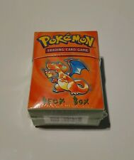 Pokemon Charizard Vintage Base Deck Box With Sleeves