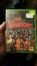 The Warriors CIB ( Microsoft Xbox Original ) COMPLETE