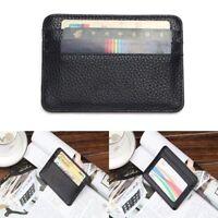 1PC Card Holder Slim Bank Credit Card ID Card Holder Case Bag Wallet Holder