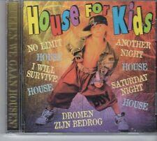 (ES277) House for Kids, 14 tracks - CD