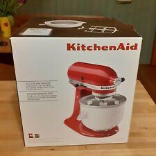 KitchenAid Eismaschine Eismaker Eisbereiter Bowl Sorbet Speiseeismaschine