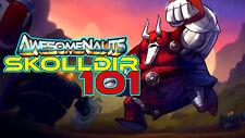 Awesomenauts Yogscast Pack – Skolldir Steam Digital Key