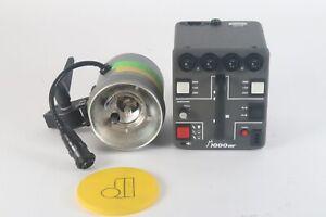 Dynalite M1000er 1000 Watt / Deuxième Puissance Boîte 120VAC W/1x 1836-01 Flash