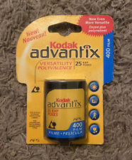 Kodak Advantix Advanced Aps 400 - 25 Exposure Color Print Camera Film Nos