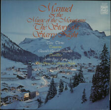 The Story O... Manuel And His Music Of The Mountains vinyl LP  record UK