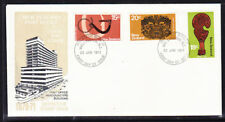 New Zealand 1971 - Definitives  First Day Cover No3