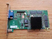 Nvidia AGP VGA Graphics Video Card 32MB BRD-05-E15 REV.C  TNT2