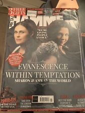 Evanescence Within Temptation Metal hammer Worlds Collide Sealed