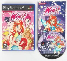 WINX CLUB - PLAYSTATION 2 - PS2 - ITALIANO