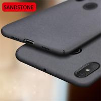 For Xiaomi Mi Mix 3 2 Max 3 Shockproof Sandstone Case Slim Matte Hard Back Cover
