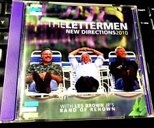 New Directions 2010 by The Lettermen (CD 2010, Encore ) vocal w Les Brown Jr