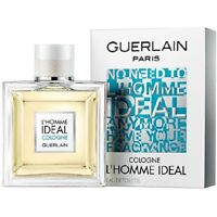 Guerlain L'HOMME IDEAL COLOGNE 1.6 1.7 oz 50 ml Men Cologne EDT Spray NIB