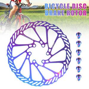 G3CS 180mm Disc Bike Brake Rotor Stainless Steel Bicycle Brake Rotors UK