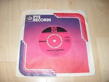 "DONOVAN-Sunshine Superman (uk 1966 7"" single) PYE 7N 17241"