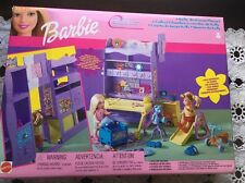 BARBIE Dolls **KELLY BEDROOM PLAYSET** All Around Home 2001 NEW