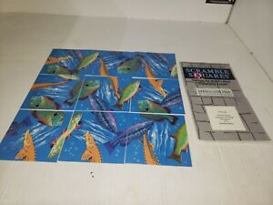 Scramble Squares: Freshwater Fish
