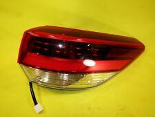 🌋 17 18 19 Toyota Highlander Right RH Passenger Tail Light OEM *NICE* 🌋
