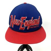 New Era 9Fifty NFL New England Patriots Throwback Snapback Hat Cap One Size