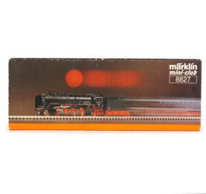 MARKLIN MINI-CLUB 8827 Z GAUGE DB BR 41 220 Güterzuglokomotive mit Schlepptender