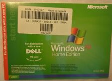 Microsoft Windows XP Home Edition for Dell PC Only Version 2002 NEW, Sealed