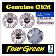 "Fits 2009-2014 Hyundai Genesis V8 4.6L 18"" Wing Emblem Wheel Center Hub Cap 4pcs"