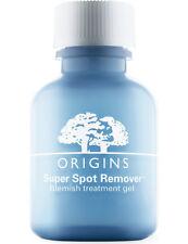 Origins Super Spot Remover Blemish Acne Treatment Gel 10ml/0.3oz New in Box