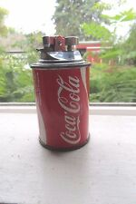 original Coca-Cola mini can old lighter KOEl UNICON soda pop co desk lighter