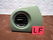 12 13 14 15 Fiat 500 Driver Left Outer Dash A/C AC Air Vent OEM GREEN