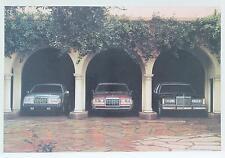 Lincoln Mercury 1984 Town Car Continental Mark VII Sales Brochure / Literature