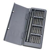 25 in 1 Phillips Torx Slotted Screwdriver Set Mobile Phone Repair Tool Kit C#P5