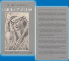 Orthodox Book Christianity and Eros: Essays on the Theme of Sexual Love