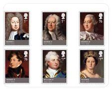 Gr Britain  2011  Hanoverians 6w  luxe postfris