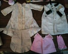Hand Stitched & Treadle Sewn, Victorian, Doll Under Garments + Much More (lot#1)