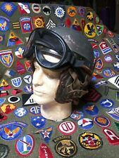 1950s West German Tanker Helmet