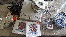 dreamcast jap avec jeux