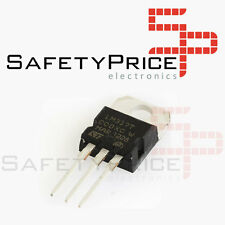 6 x LM317 LM317T Regulador de tension positivo regulable 1,2-37V 1,5A TO220