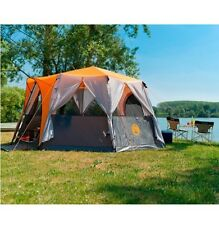 Coleman Cortes Octagon 8 Person Tent -fast & Free Delivery