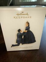 Hallmark Keepsake Ornament Scarlett O'Hara and Rhett Butler Gone With The Wind