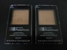 Revlon PhotoReady Compact Makeup - SHELL  #150 - TWO - Both New / Sealed