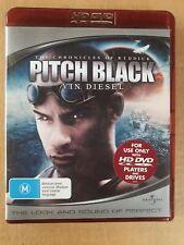 Pitch Black - Vin Diesel  HD DVD like new