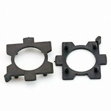 New Listing2pcs Fit For Mazda Mitsubishi H7 Led Light Bulbs Clip Holders Adapters Retainers Fits 1997 Toyota Corolla
