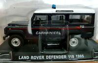 Land Rover Defender 110 1995 Carabinieri - Scala 1:43 - Atlas - Nuovo