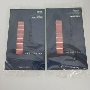 Avon REDDY TO GO Instant Manicure Dry Nail Enamel Strips Set NEW NOS 2006 lot 2