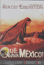 DVD - Que Viva Mexico NEW Sergei Eisenstein FAST SHIPPING !