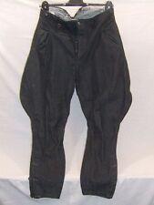Hose schwarz Breecheshose Grösse 48 UV-negativ Deutsch 2WK WKII Breeches