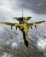 GENERAL DYNAMICS F-111 AARDVARK FIGHTER JET 8x10 SILVER HALIDE PHOTO PRINT