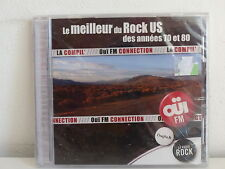 CD ALBUM Compil Le meilleur du rock US 70 80 PUI FM FOREIGNER POISON THE CARS ..