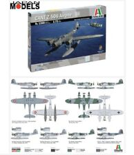 CANT Z.506 AIRONE Photo Etched - Fotoincisioni Italeri No.1360 1/72 Model Kit